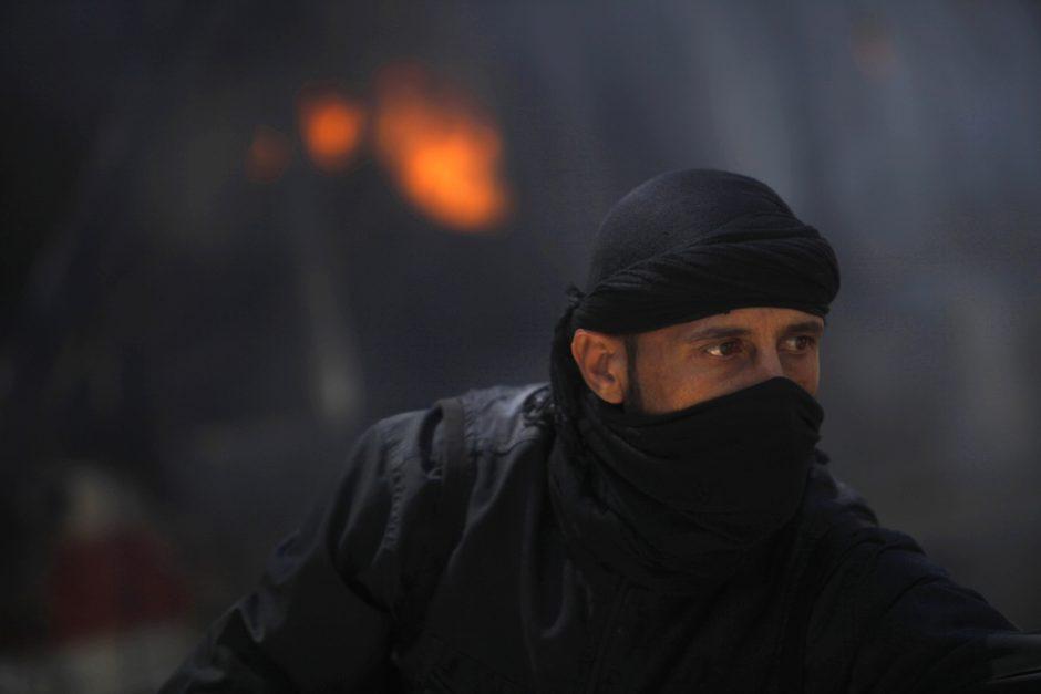 Džihadistai įkaitais laiko 200 Sirijos kurdų