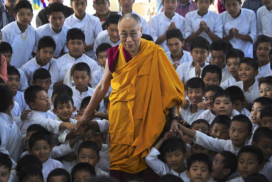 Dalai Lama: tradicinėje medicinoje stinga užuojautos