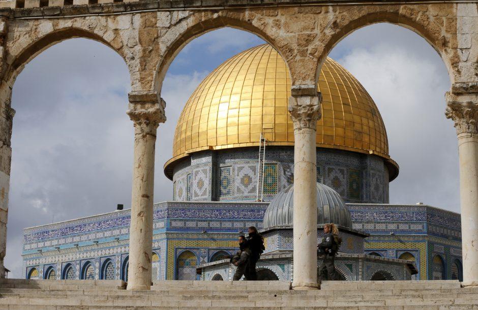 S. Skvernelis atidėjo vizitą į Izraelį