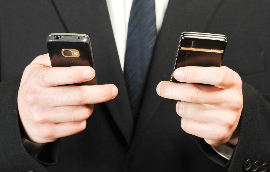Klaipėdoje benamis iš viešbučio pavogė du telefonus