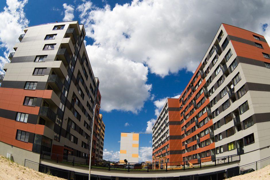 Siūlo lengvatą asmenims iki 30 metų pirmajam būstui įsigyti