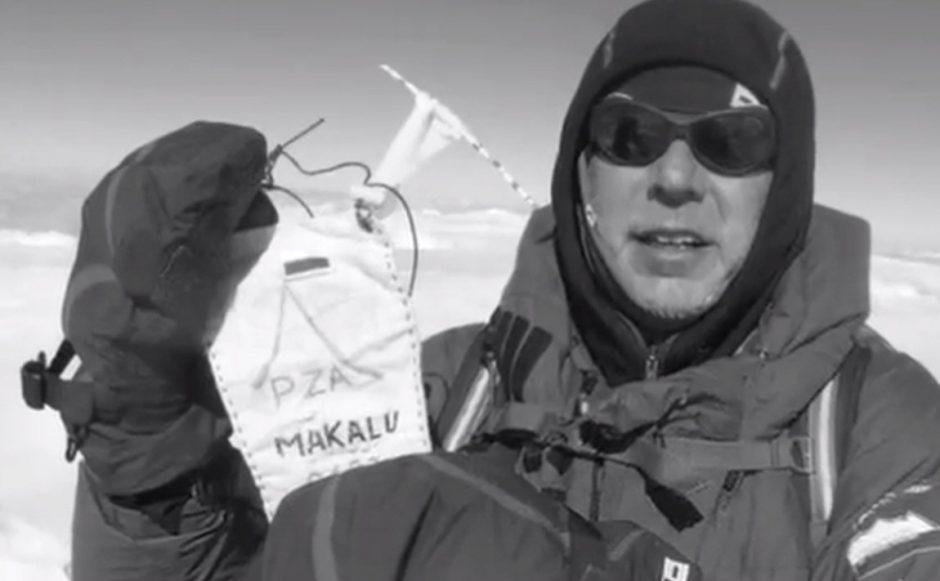 Himalajuose žuvo lenkų alpinistas