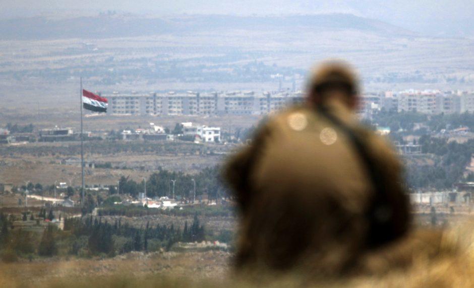 Izraelio pareigūnai užsipuolė naują ES direktyvą dėl nausėdijų