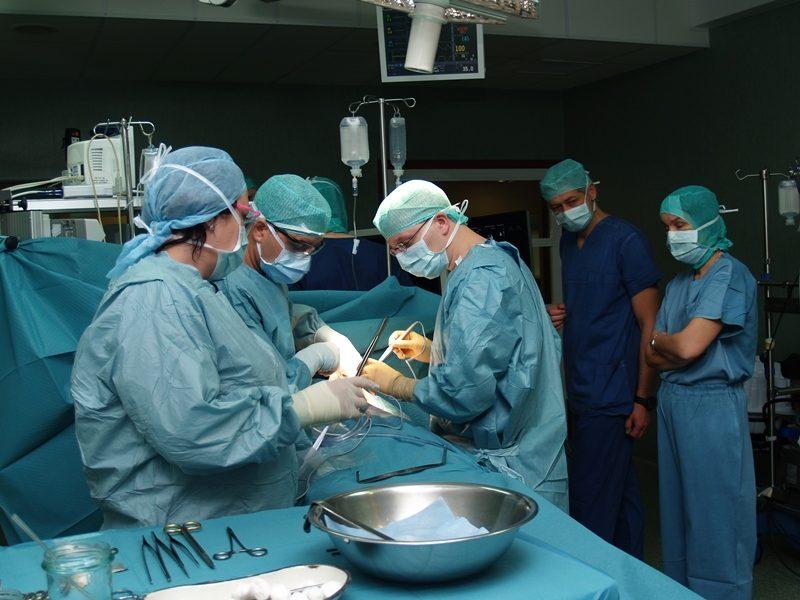 Santariškių medikai naujovių moko didžiųjų Europos klinikų profesionalus