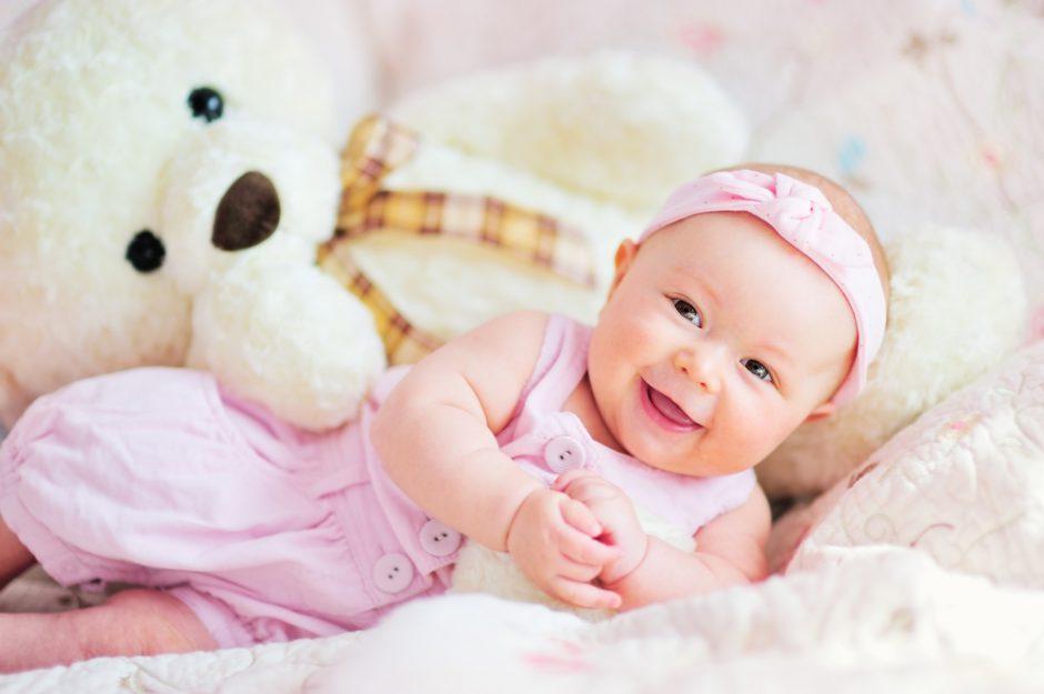 Kūdikiai prisimena žodžius, girdėtus dar prieš gimimą
