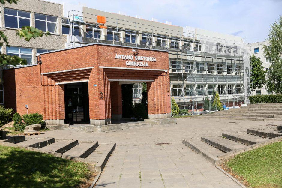 Kaune nuo nepriklausomybės atgavimo renovuota vos 20 švietimo įstaigų