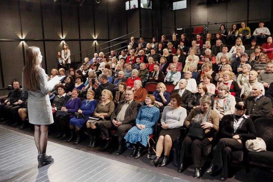 Spektaklyje