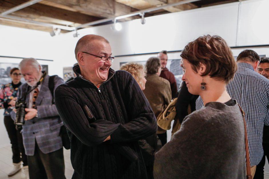 Fotografas A. Šeštokas apie nematomą Klaipėdos mėnulio pusę