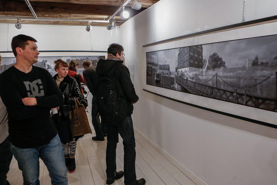 Artūro Šeštoko fotografijų paroda