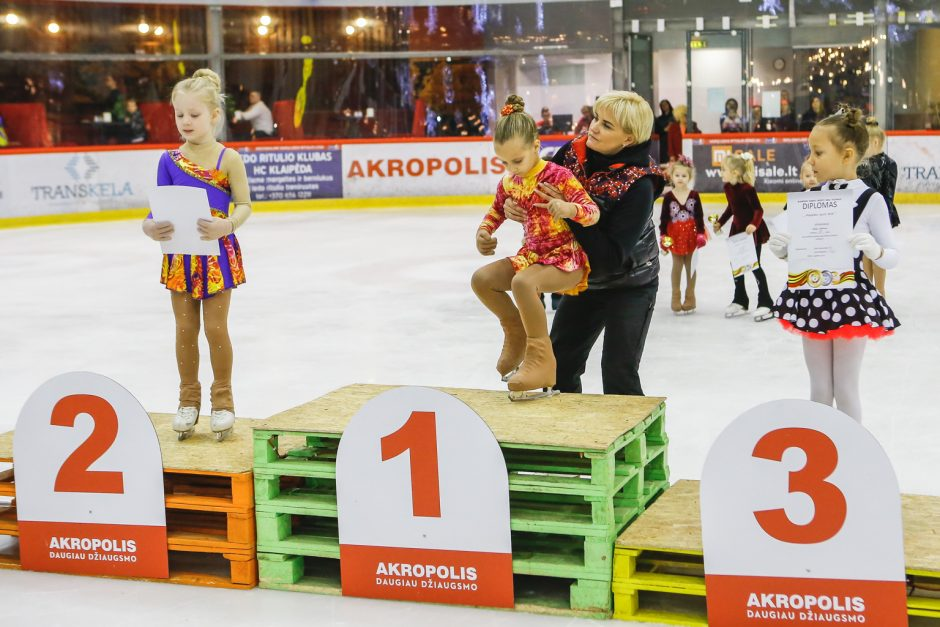 Dailiojo čiuožimo varžybos