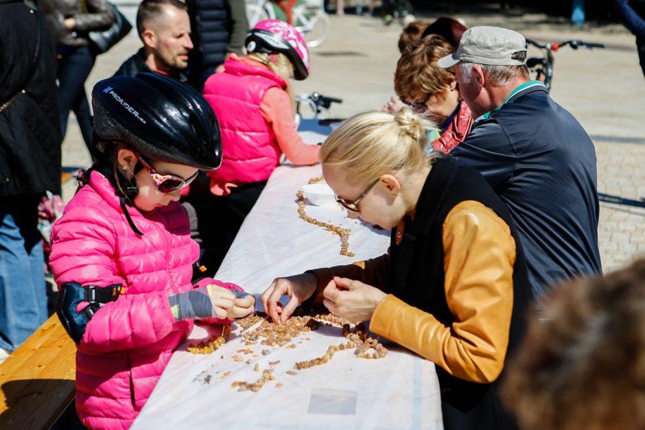 Palangoje – tradicinis gintarinis savaitgalis