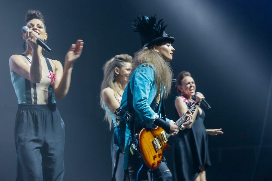 "Grupės ""Man-go"" jubiliejinis koncertas"