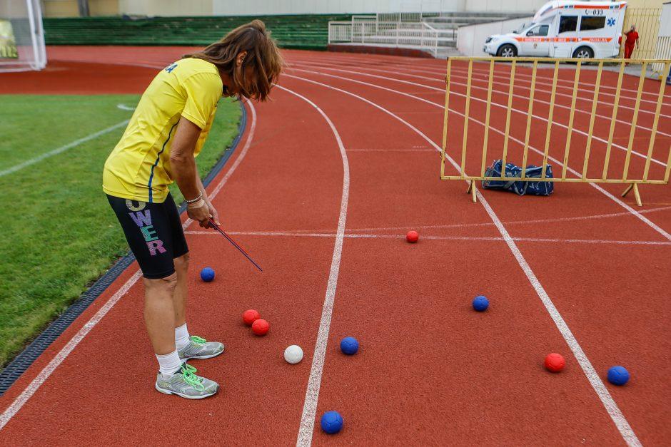 Žmonių su negalia sporto festivalis