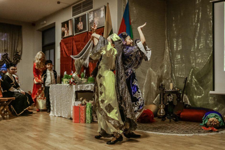 Klaipėdos azerbaidžaniečiai pakvietė kartu švęsti Novruz bairam