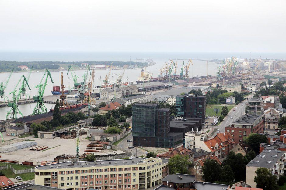 Jūros šventės spaudos konferencija