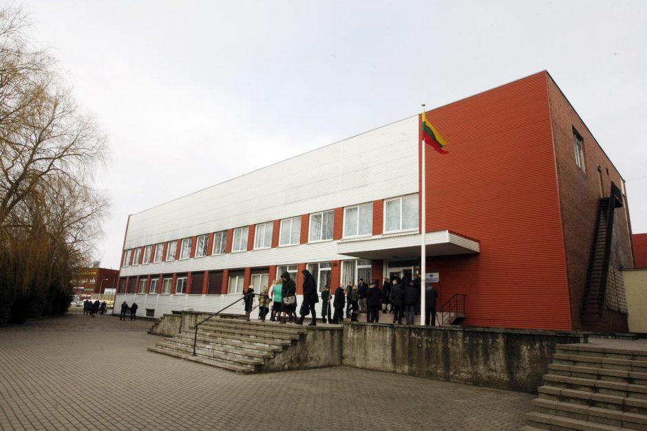 Profesinio mokymo centrui – E. Galvanausko vardas