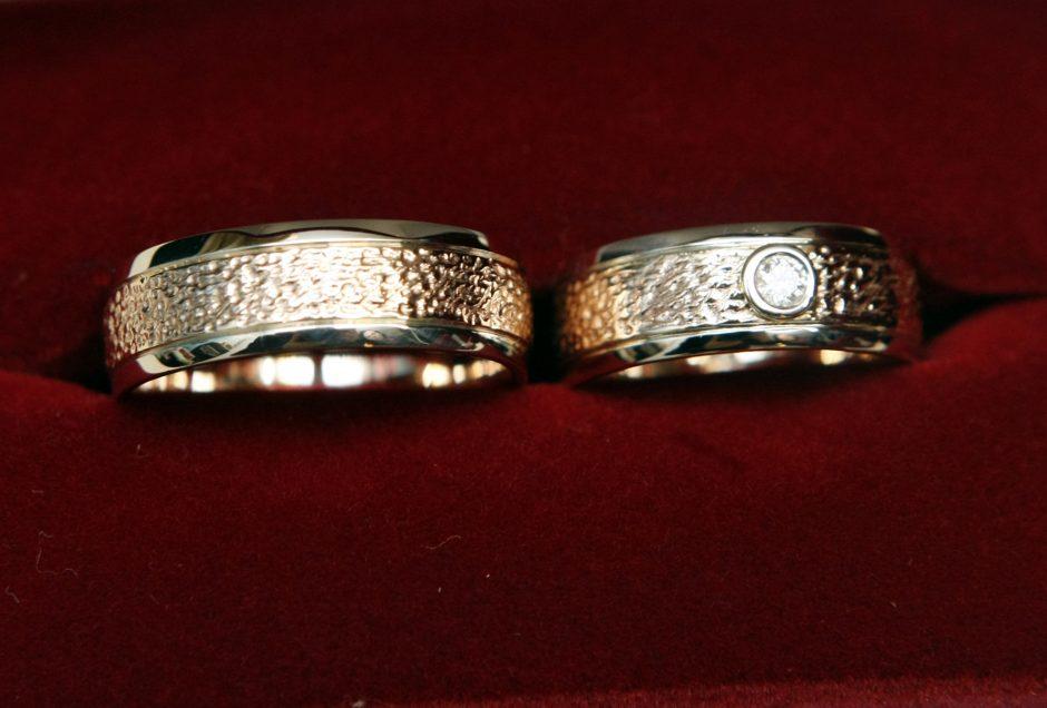 Vestuvinių žiedų paroda