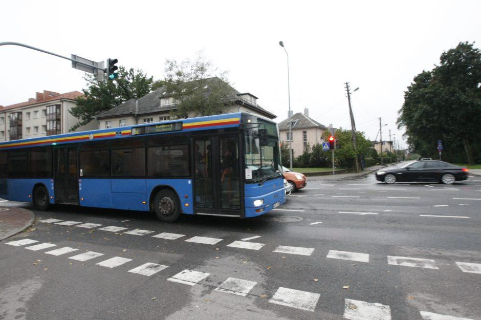 Lenktynėse autobusas vėl liko trečias