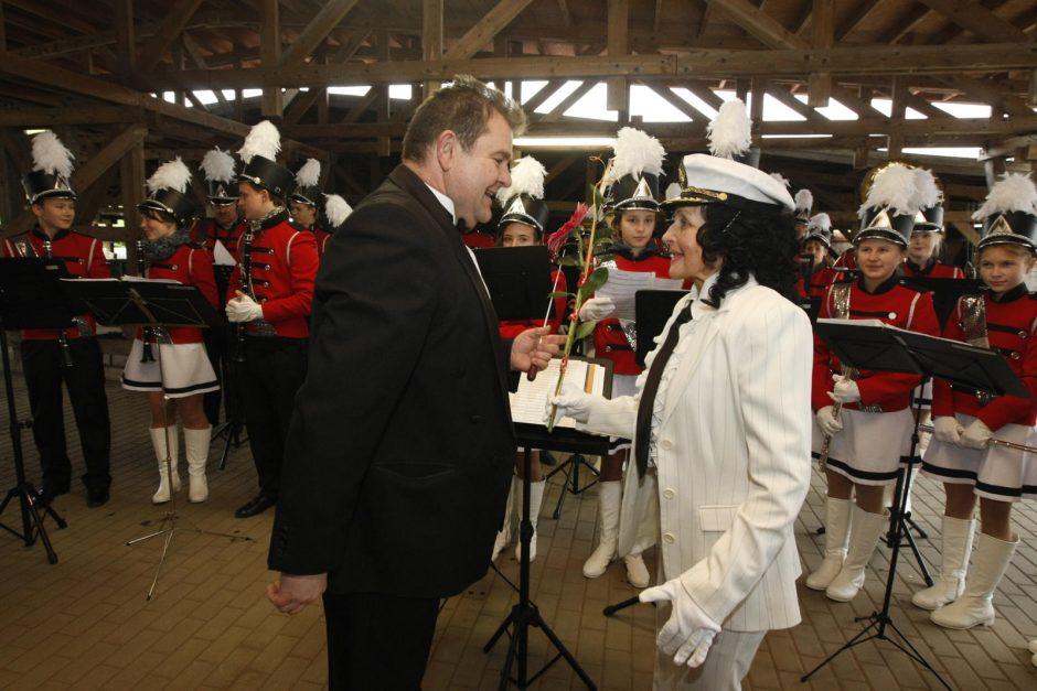Minėjo Baltų vienybės ir Latvijos nepriklausomybės dieną