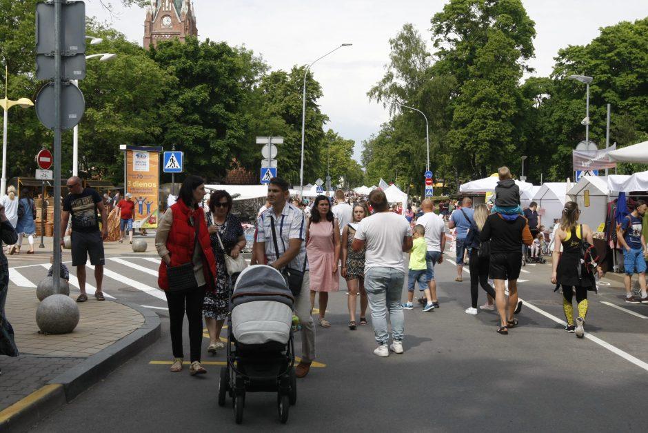 Palangos vasaros sezono atidarymas 2018
