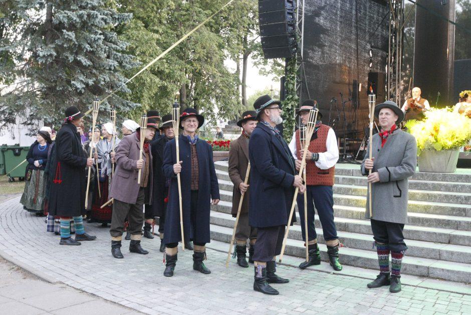 Joninės Klaipėdoje 2018