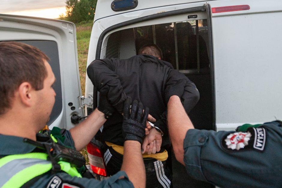 Joninės su Kauno policija