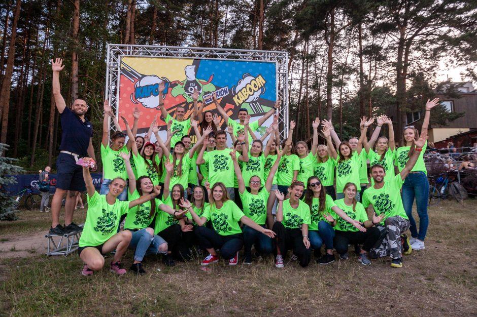 Kauno triatlonas Orion Tri-Fun 2018