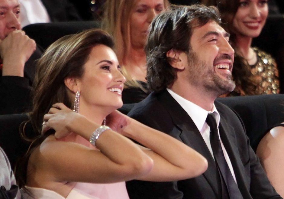 Aktoriai P. Cruz ir J. Bardemas dukrai davė Lunos vardą