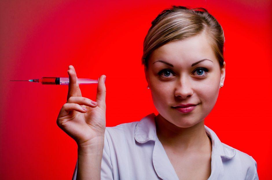 Kraujo testu bus galima nustatyti gyvenimo trukmę