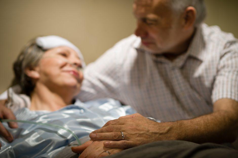 Vitamino D trūkumas skatina senatvės ligas