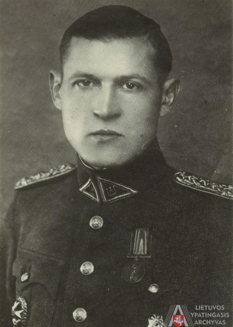 Minimos partizanų vado J. Žemaičio-Vytauto gimimo metinės