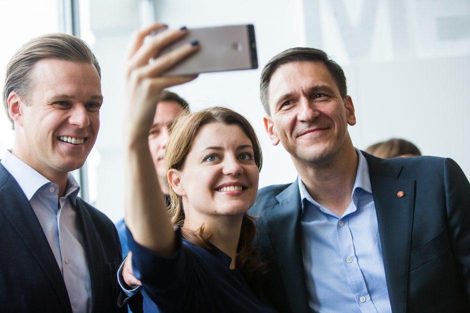 Konservatoriai pristatė kandidatą į sostinės merus