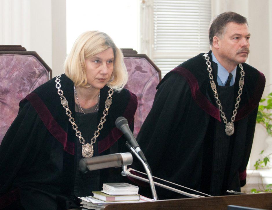 Buvusią Darbo partijos bylos teisėją prezidentė siūlo į Aukščiausiąjį Teismą