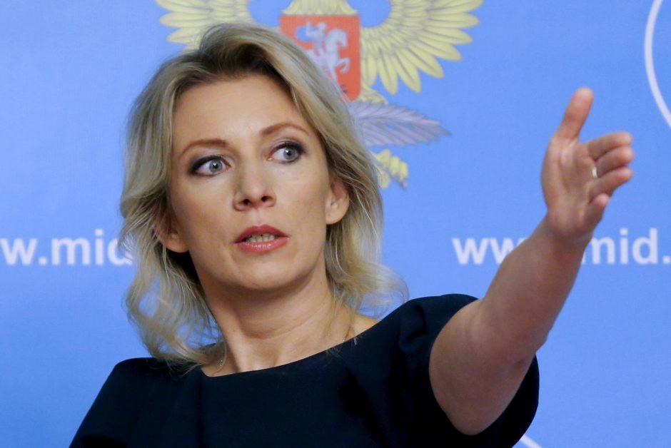 Rusija: Izraelis privalo sustabdyti oro antskrydžius Sirijoje