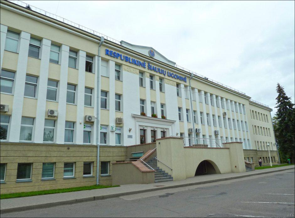 Šiaulių ligoninės vadovas lieka nušalintas nuo pareigų