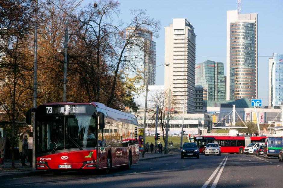 Nuo gruodžio 8-osios keičiami dalies autobusų maršrutų tvarkaraščiai