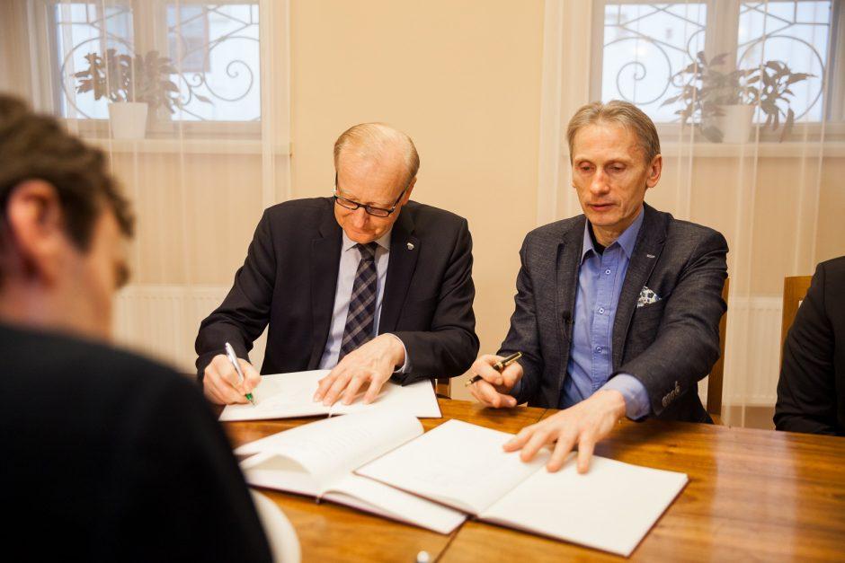 "Vasario 16-osios fondui – ""MG Baltic"" milijonas"