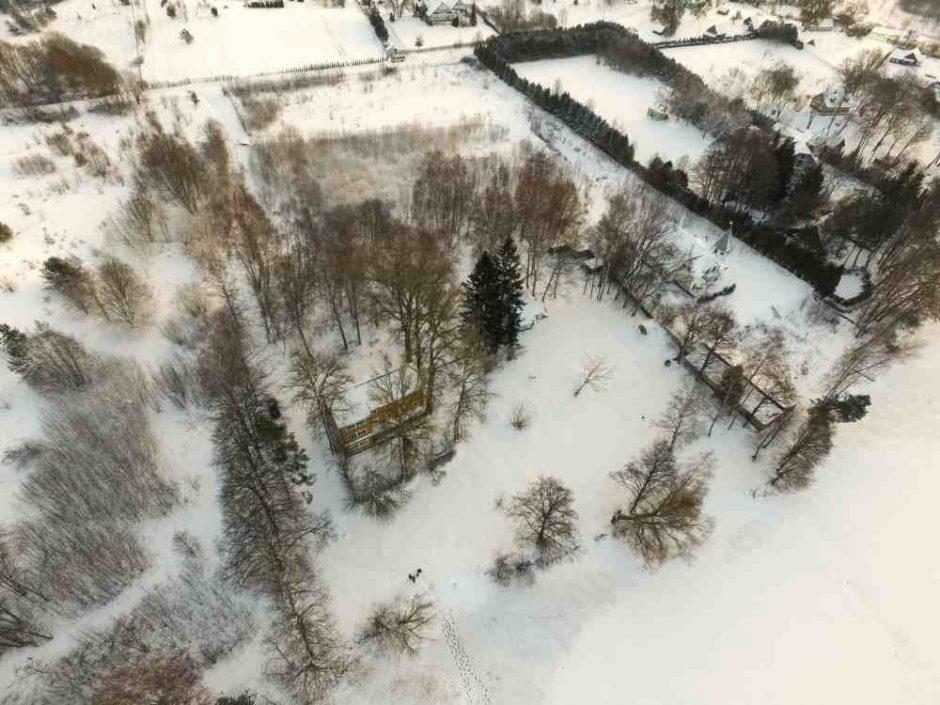 VU parduoda pastatus Trakų rajone prie prestižinio Skaisčio ežero