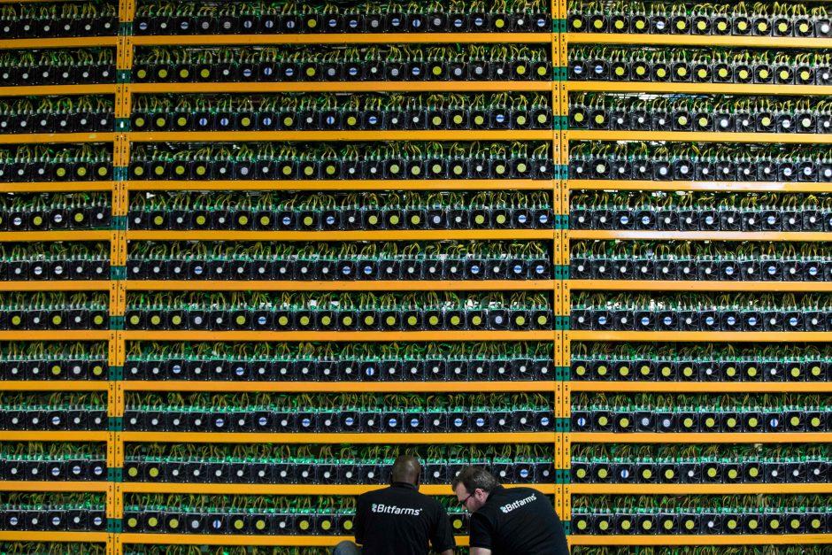 """Lietuva prisijungė prie EK iniciatyvų dėl """"blockchain"""" technologijų"""