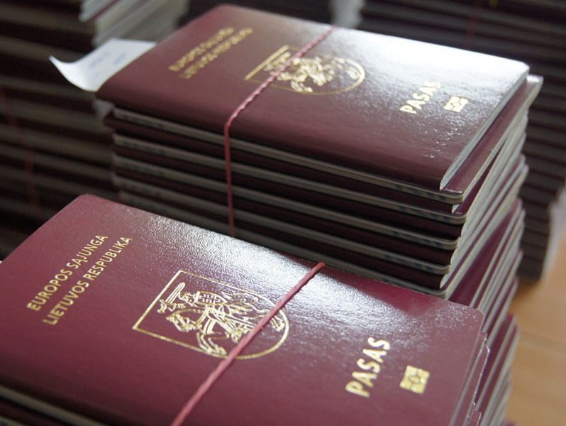 Aistros dėl dvigubos pilietybės: valdžia visuomenę laiko mažais vaikais?