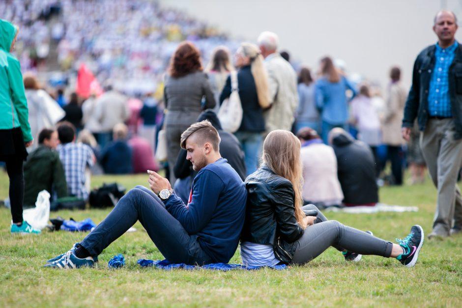 Tyrimas: lietuviai – laimingiausi iš Baltijos šalių