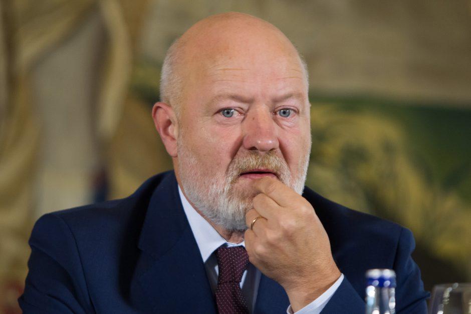 E. Gentvilui – 1,9 mln. eurų vertės Klaipėdos uosto ieškinys