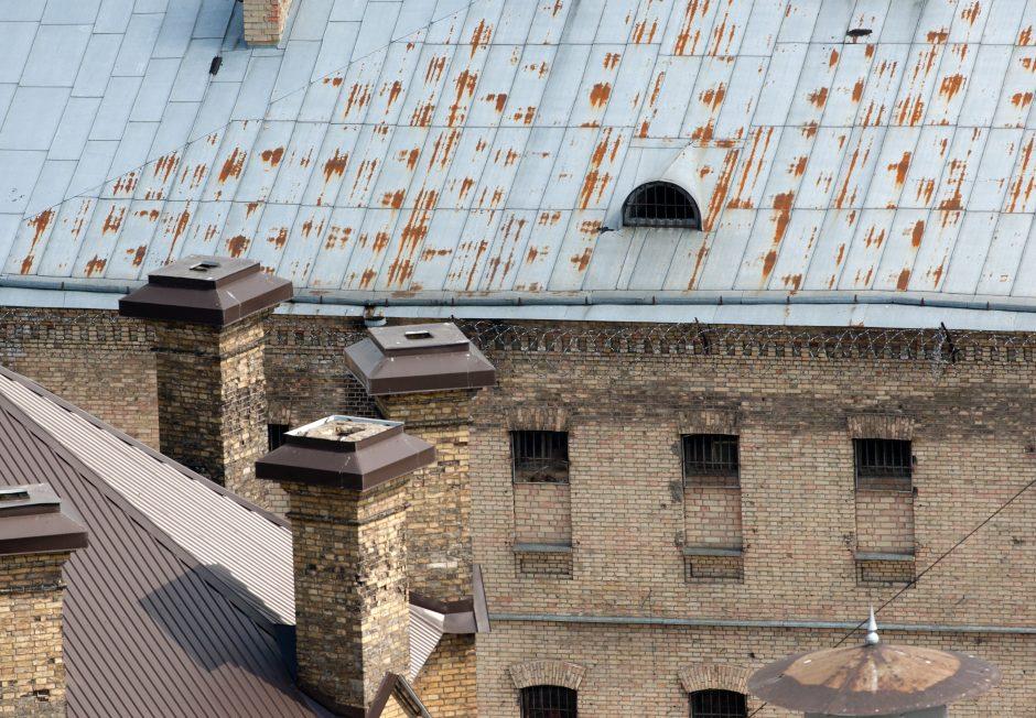 Lukiškių kalėjime nusižudė nuteistasis