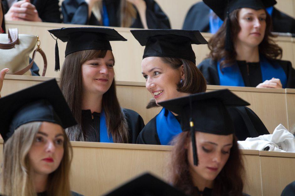 Premjeras: Lietuvoje turi likti iki 5 valstybinių universitetų