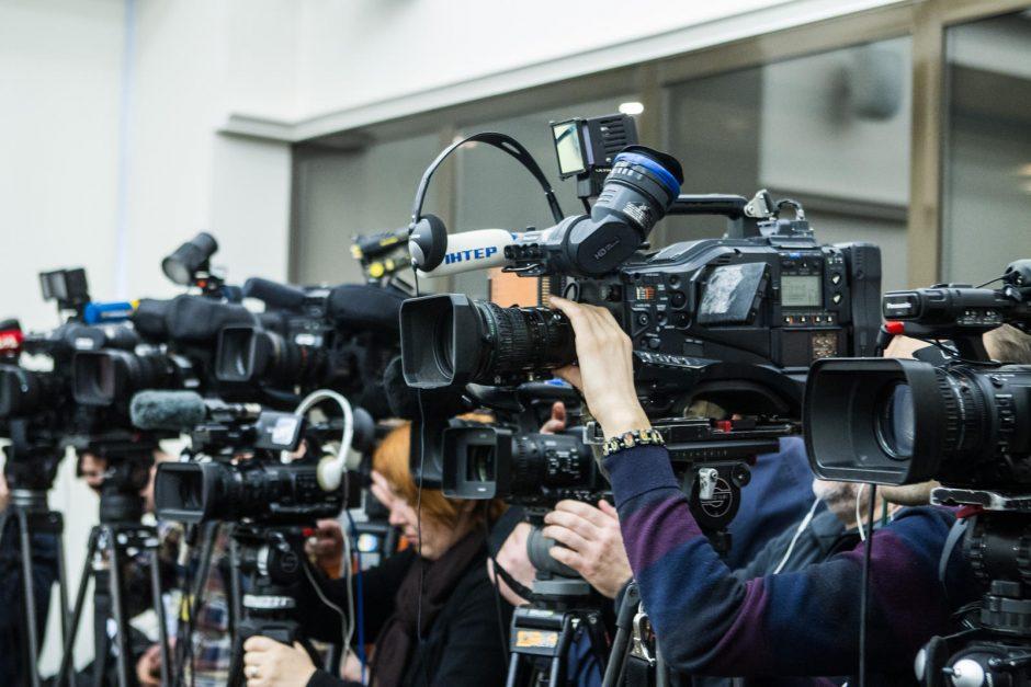 Ataskaita: žurnalistai susiduria su didžiausiu per pastaruosius 10 metų pavojumi