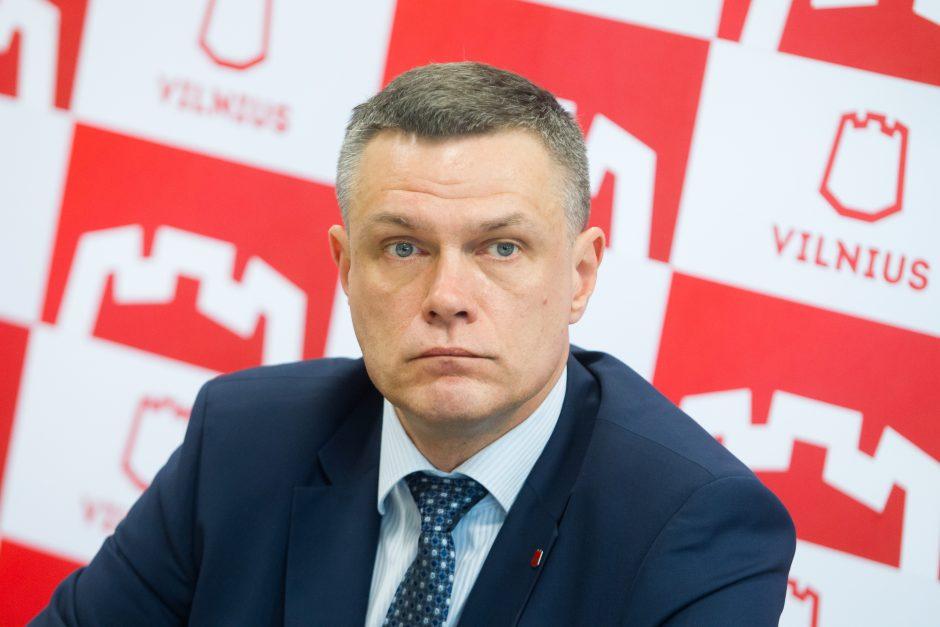 VTEK spręs, ar tirti Vilniaus vicemero L. Kvedaravičiaus elgesį