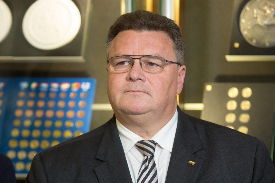 L. Linkevičius reiškia paramą britų pozicijai dėl šnipo apnuodijimo