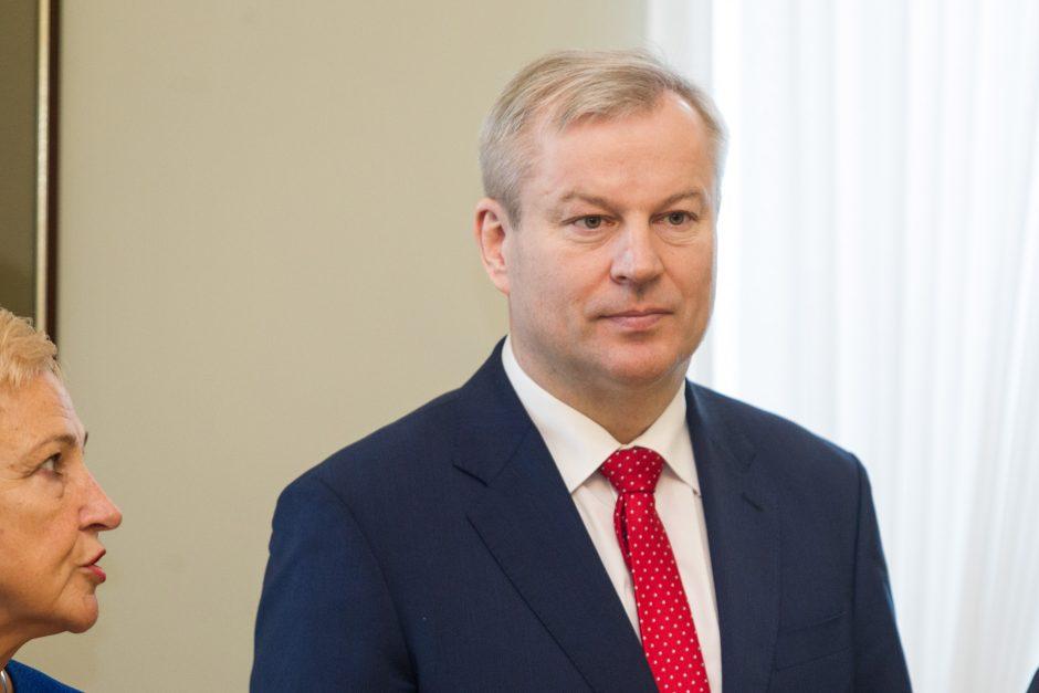 M. Bastys Lietuvą apskundė Strasbūrui