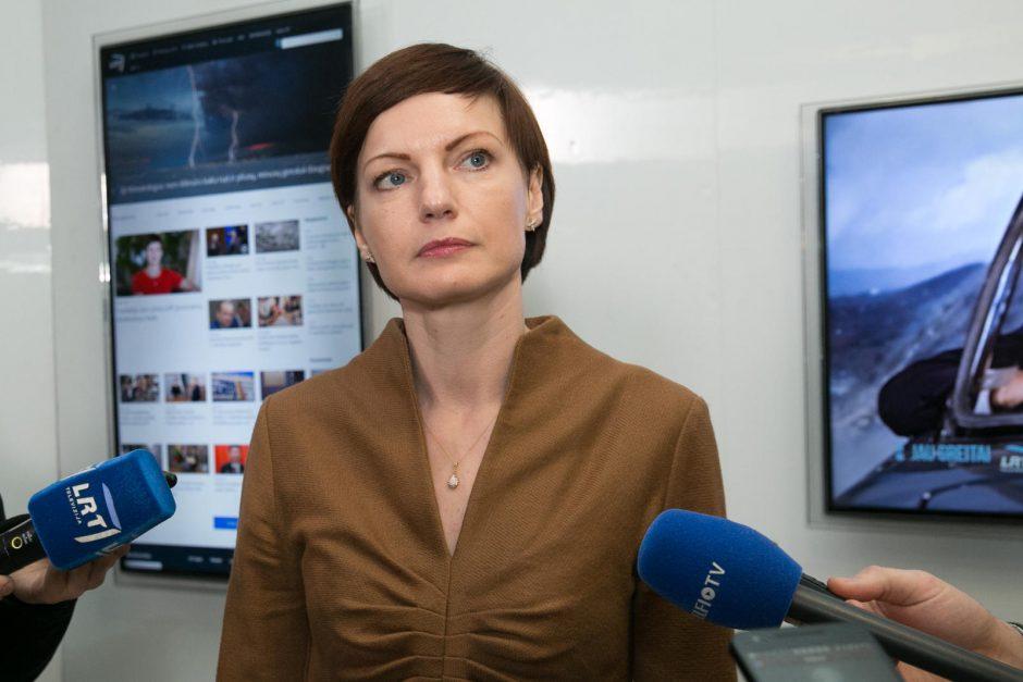 LRT finansus tirianti Seimo komisija siūlo keisti transliuotojo valdymą