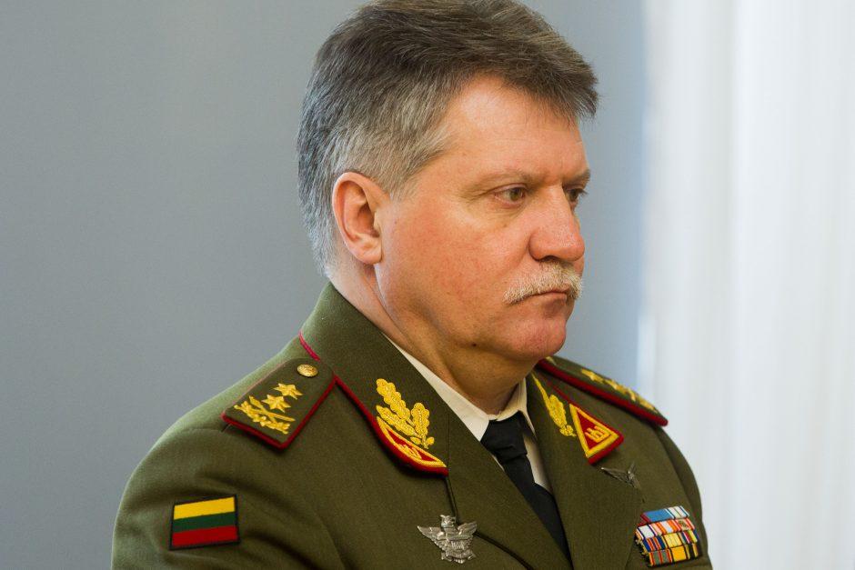 Didžiausios Lietuvos istorijoje karinės pratybos kariuomenės vadui – didelis iššūkis
